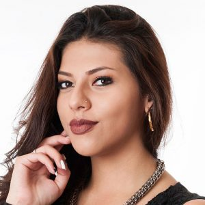 Modelo Jessica Rodríguez